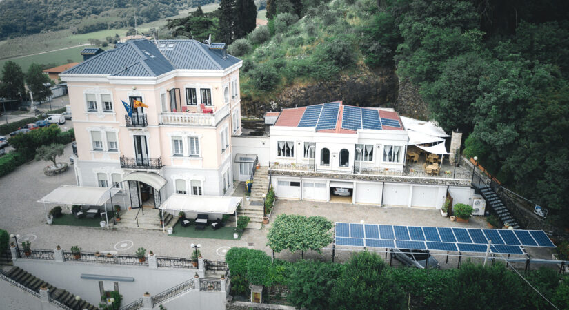 Hotel Ristorante Villa Lussana